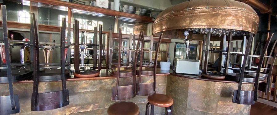 Beer and loathing in Joburg
