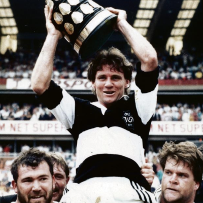 The day when a full ashtray and a full belly of beer helped Natal win the Currie Cup