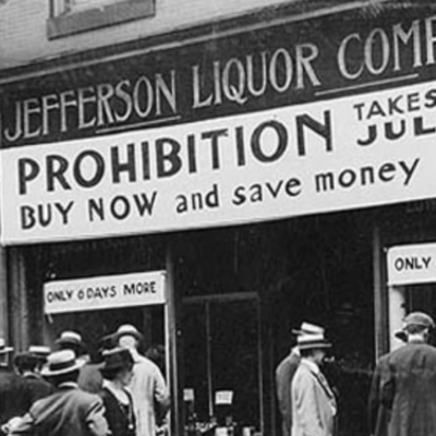 Confessions of an urban bootlegger