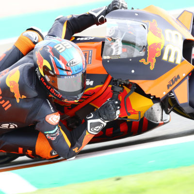 Brad Binder reflects on the year that was, wonders what might have been and sings the praises of 'Daz'